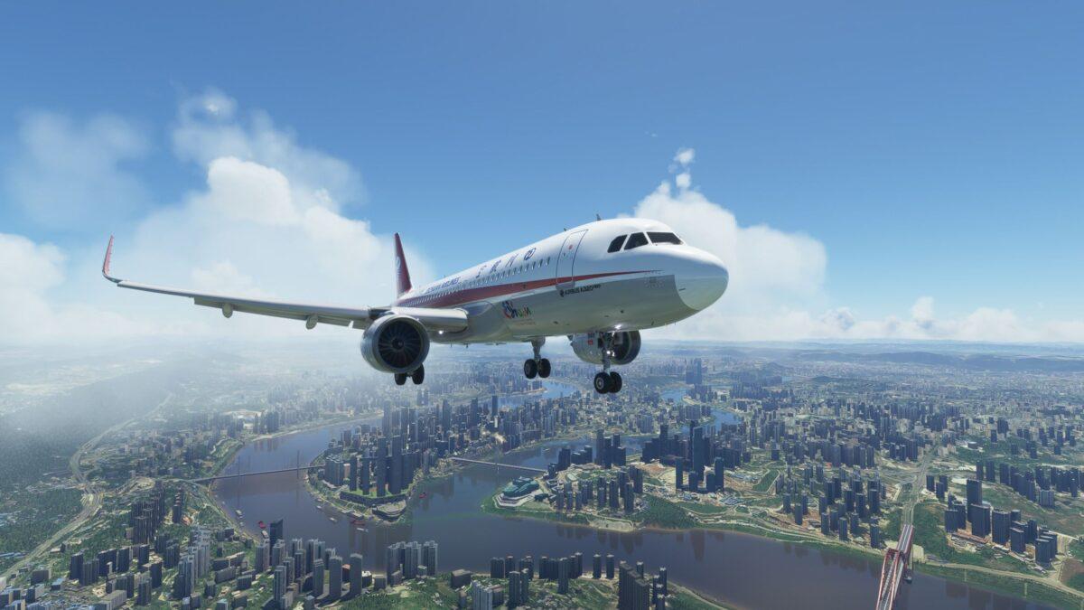 Chongqing Magic City 8D for Microsoft Flight Simulator Critic Review