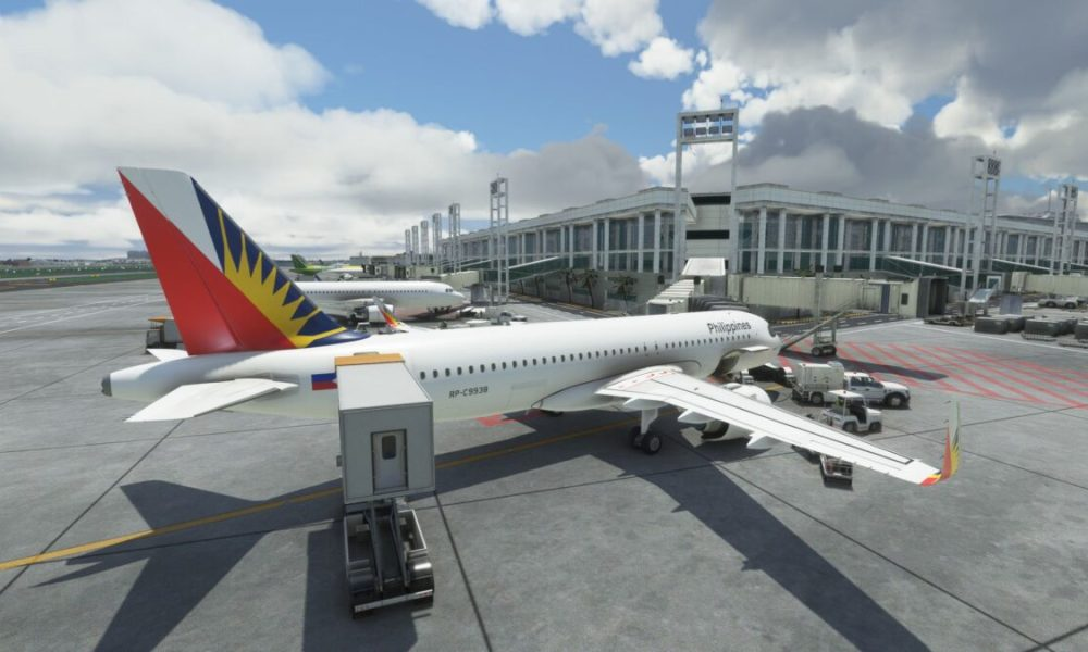 Microsoft Flight Simulator – Manila Airport Review (Cloudsurf Asia Simulations)