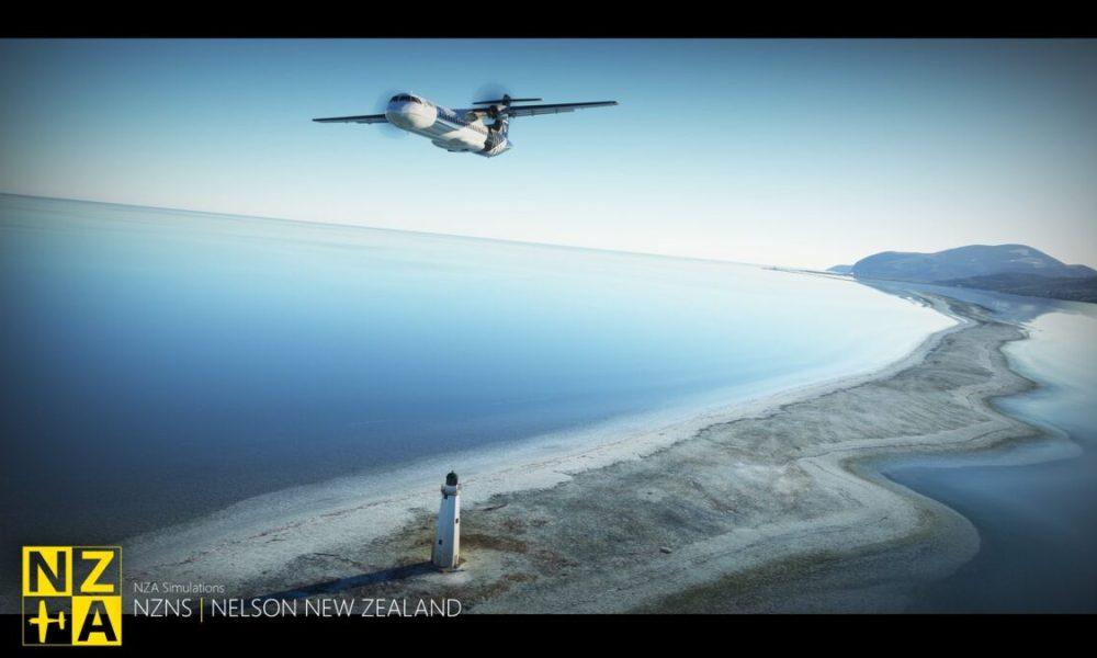 Microsoft Flight Simulator Nelson Airport & Okegawa Airfield Get New Images & Video