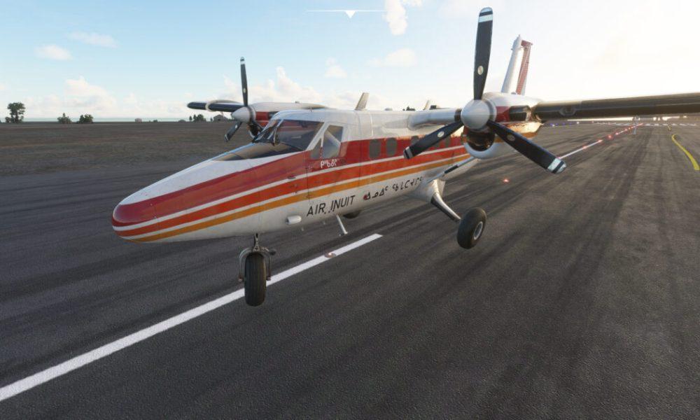Microsoft Flight Simulator Piper PA-28R Arrow III Gets New ...