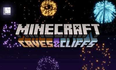Minecraft Caves & Cliffs