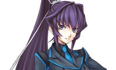Muv Luv-Project Mikhail Hero