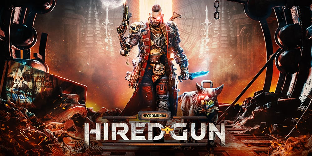 Necromunda: Hired Gun for PS5, Xbox Series X, & More Shows Hard-Hitting Stub Cannon in New Trailer