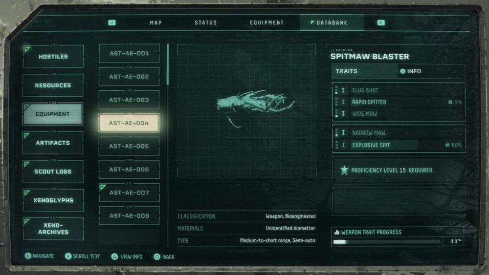 best returnal weapons ranked