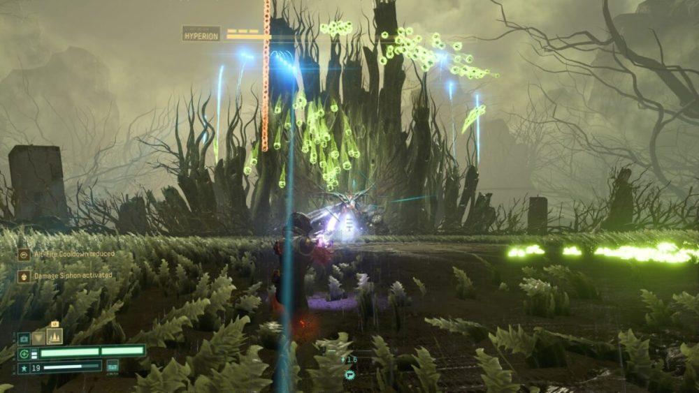 Returnal Hyperion Boss Phase 1