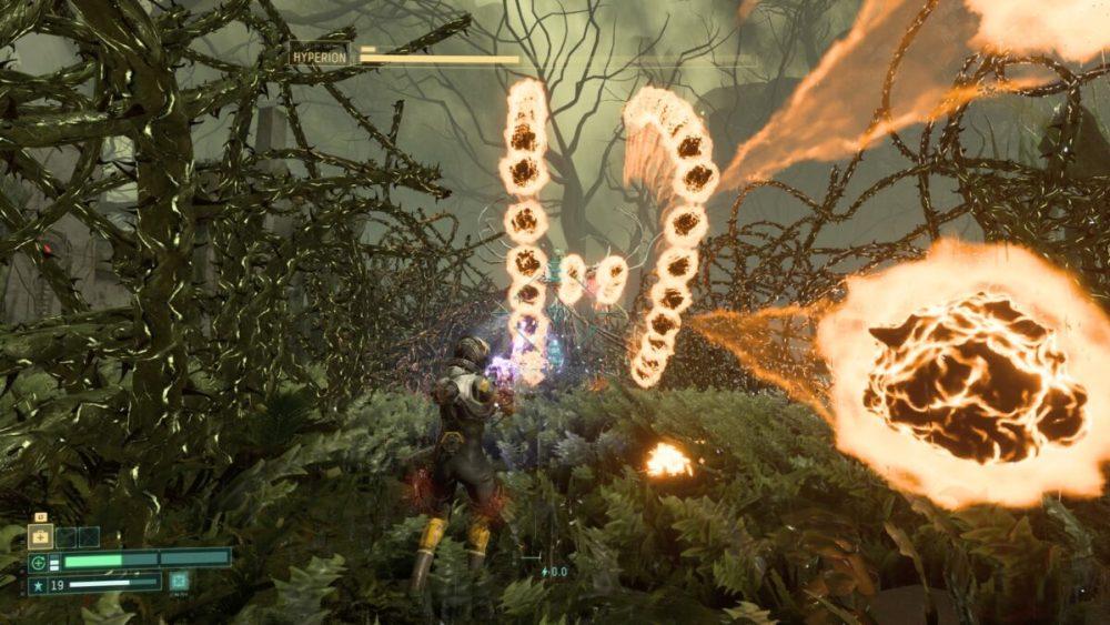 Returnal Hyperion Boss Phase 3 Trap