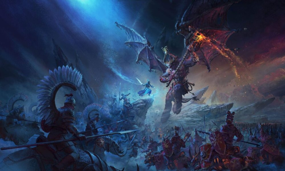 Total War: Warhammer III Reveals First Gameplay Showing Kislev vs. Khorne Survival Battle