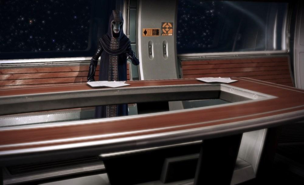 Mass Effect 3 Dalatrass's Offer