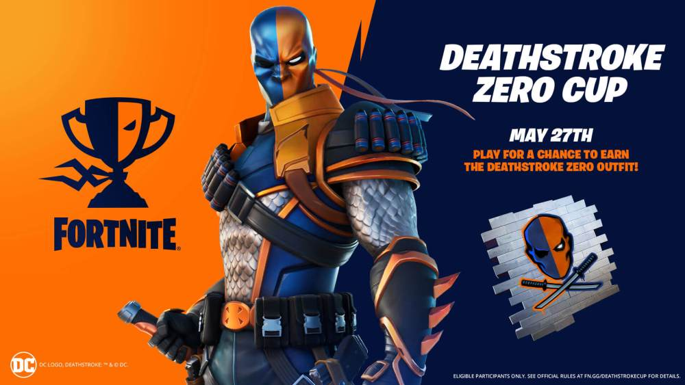 how to get deathstroke in fortnite
