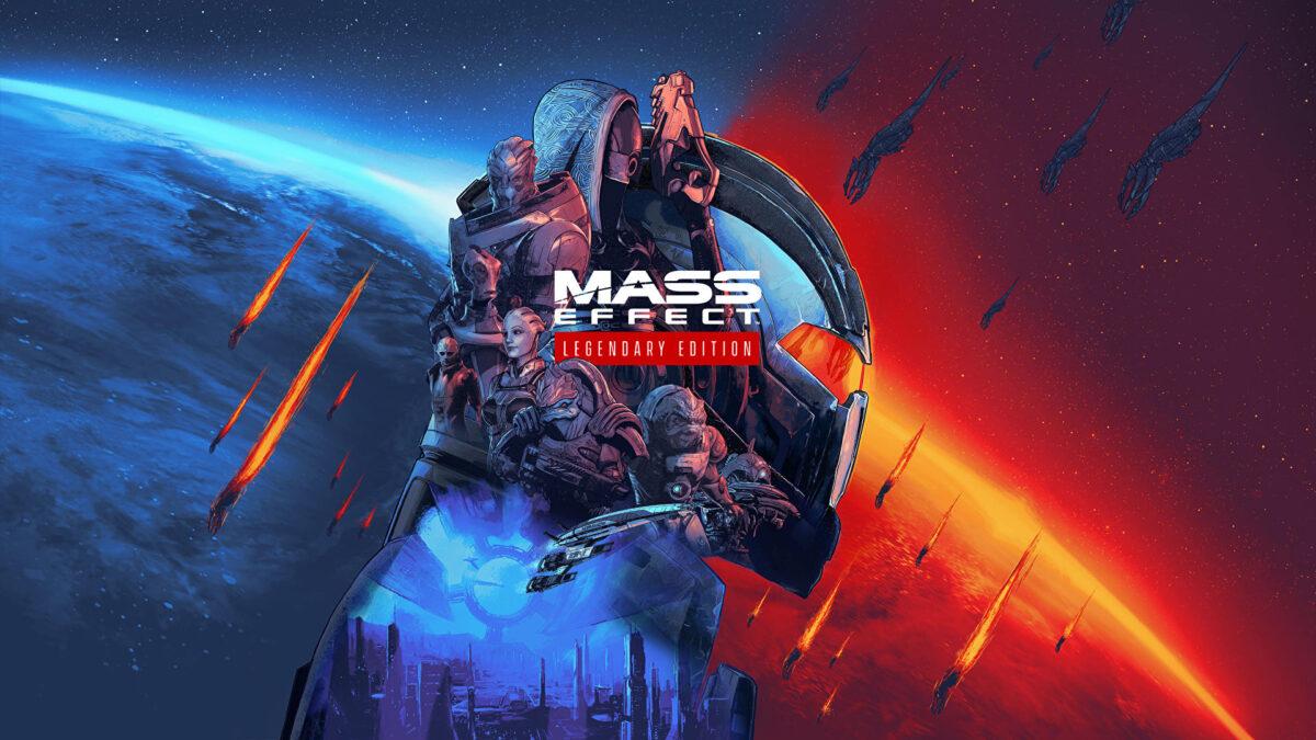 Последний патч Mass Effect Legendary Edition устраняет проблемы со сбоями