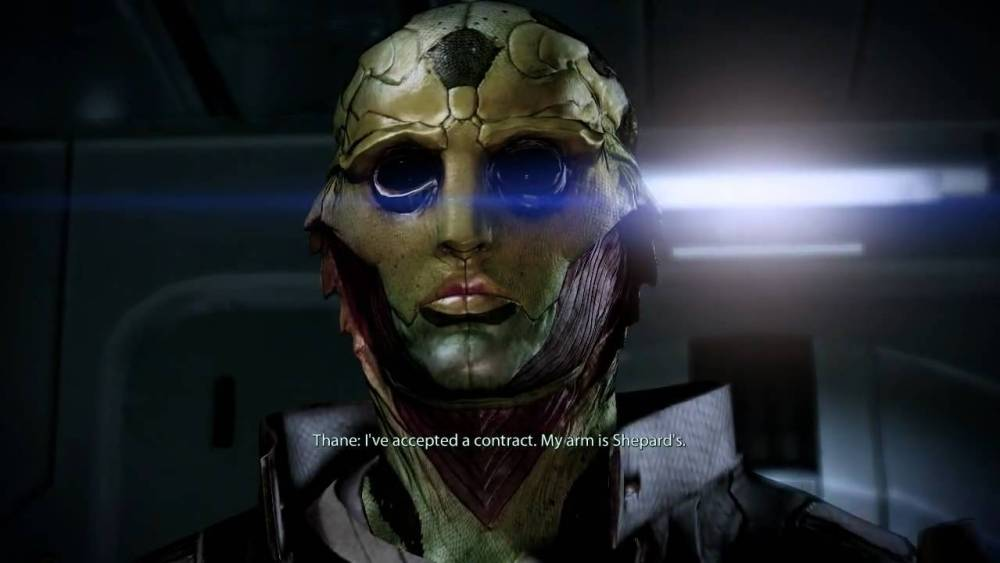 Mass Effect 2 How to Get and Keep Thane Loyal