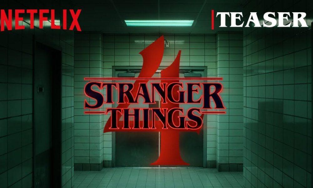 This Stranger Things Season 4 Trailer Sets a Terrifying Tone