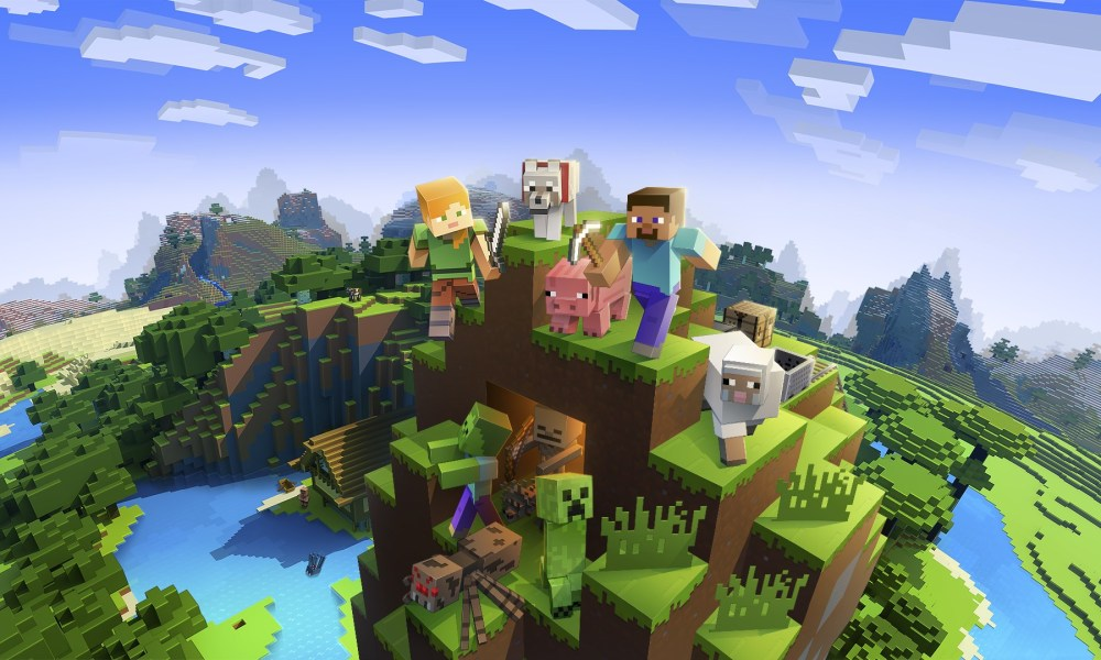 Minecraft Will Join Xbox Game Pass for PC With Both Bedrock & Java Editions; Caves & Cliffs Part II Coming in 1-2 Months
