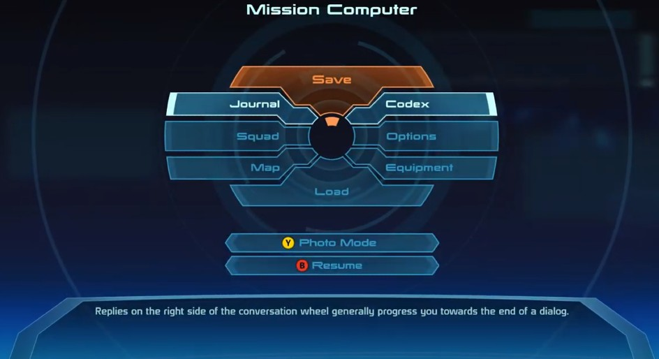 Mass Effect How to Change Difficulty