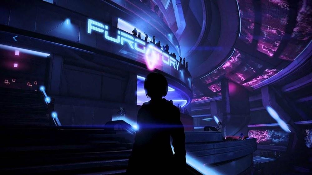 Mass Effect NPC conversations