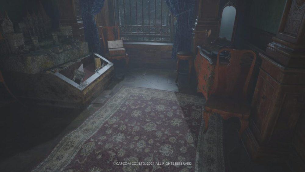 Resident Evil Village How to Solve Castle Dimitrescu Labyrinth Puzzle