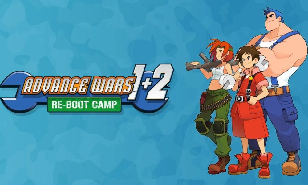 Advance Wars 1+2 Re-Boot Camp Announced for Nintendo Switch
