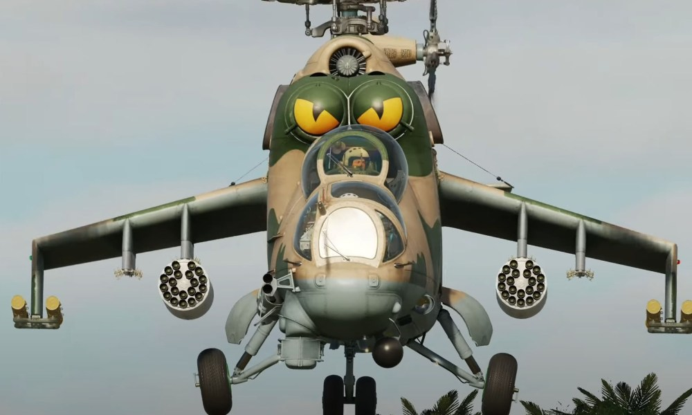 DCS World Mi-24 Hind Gets Epic Trailer Celebrating Early Access Release