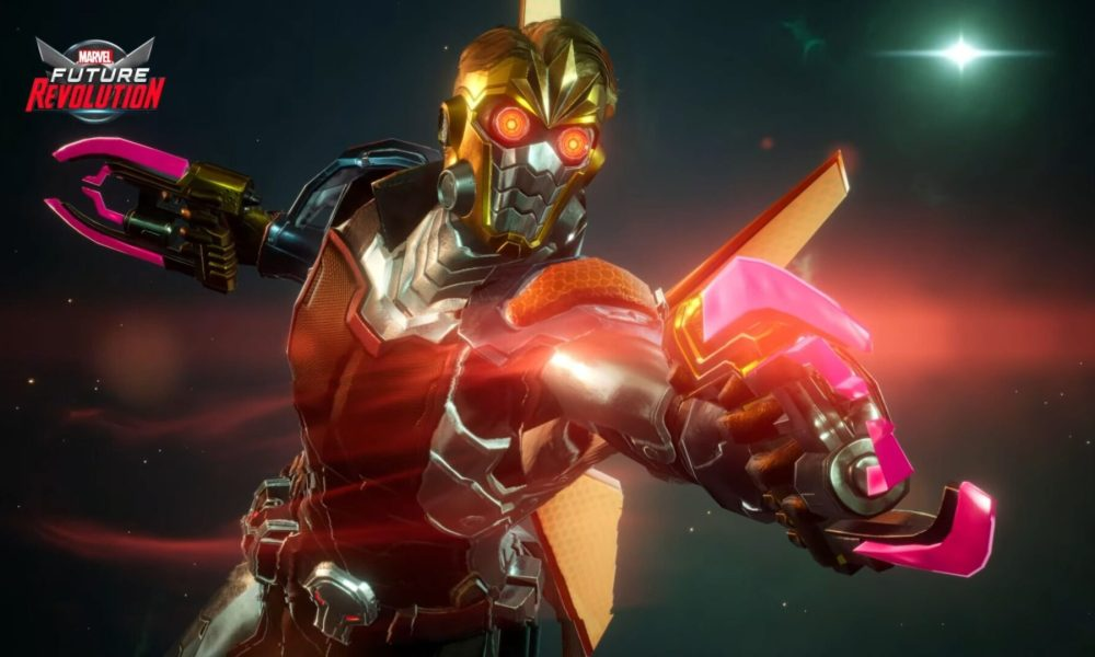 Marvel Future Revolution Gets New Trailer Showing Star-Lord's Costumes