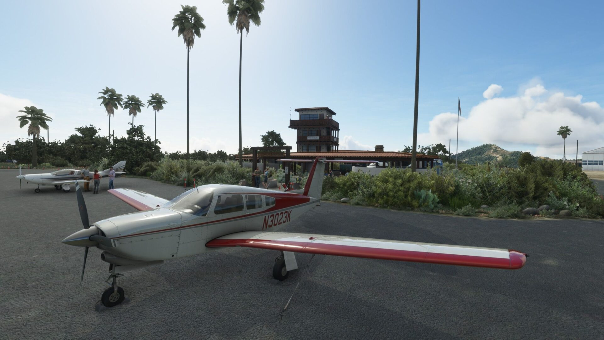 Catalina Airport for Microsoft Flight Simulator Critic Review
