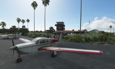 Microsoft Flight Simulator Catalina Airport Review