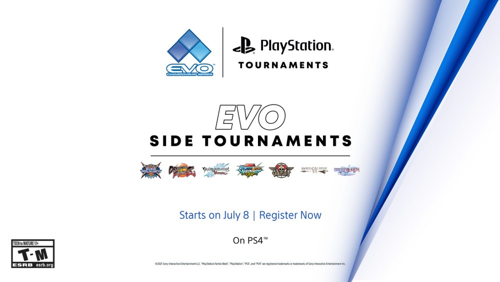 playstation evo tournament