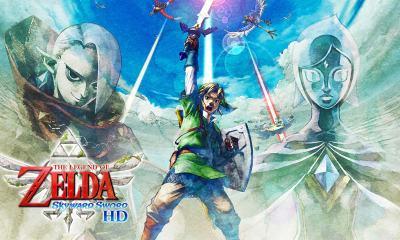 Zelda Skyward Sword HD Switch
