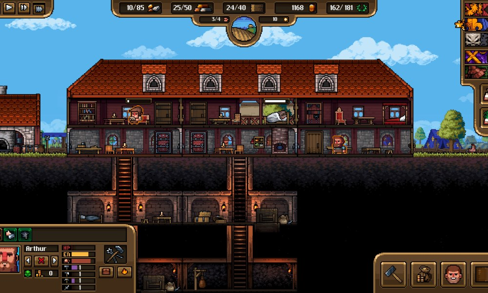 Anvil Saga Is a Promising Blacksmith Management Sim With Tons of Depth (Hands-On Preview)