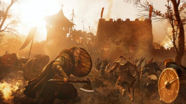 Assassin's Creed Valhalla Gets New Trailer Detailing Updates, Siege of Paris DLC
