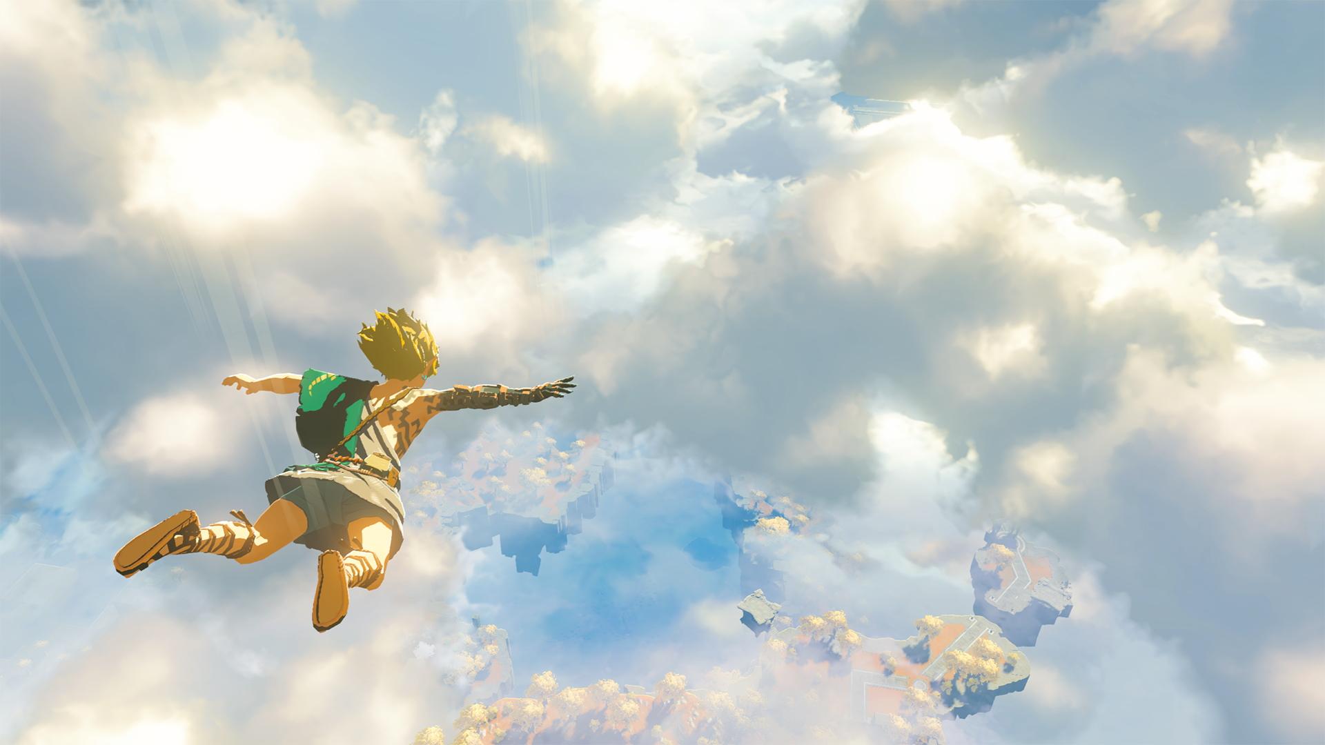 breath of the wild sequel sky