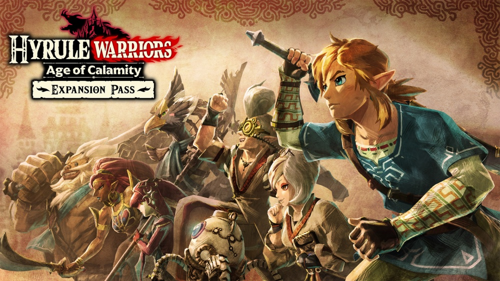 Wave 1 of Hyrule Warriors: Age of Calamity's Expansion Pass, Pulse of the Ancients, Arrives on June 18
