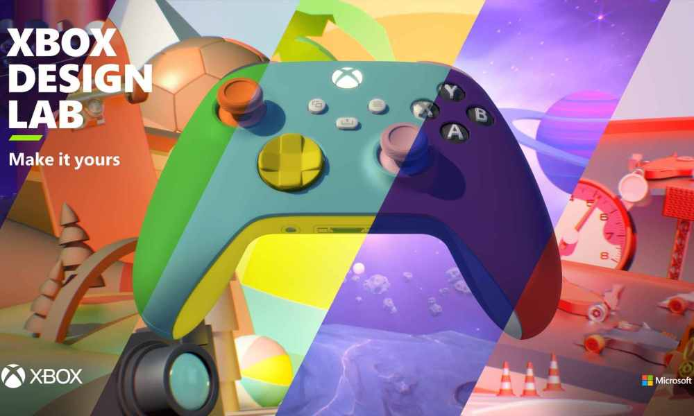 Xbox Design Lab Is Returning for Next-Gen Controller Customization