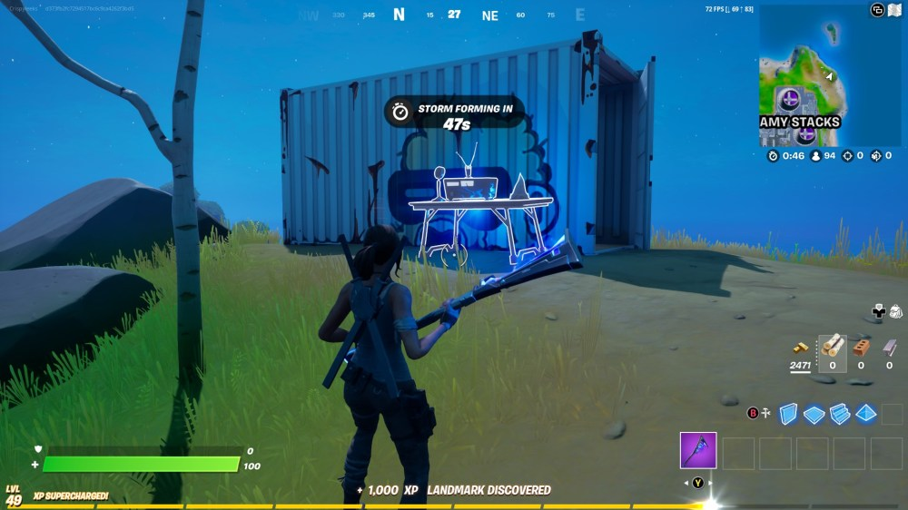 where to find CB Radios in Fortnite