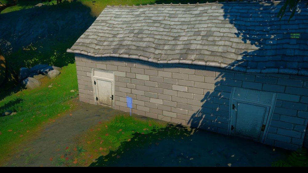 fortnite missing person sign locations