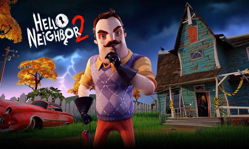 Hello Neighbor 2 Gets New Teaser Video Showing off Story, Neighbor AI
