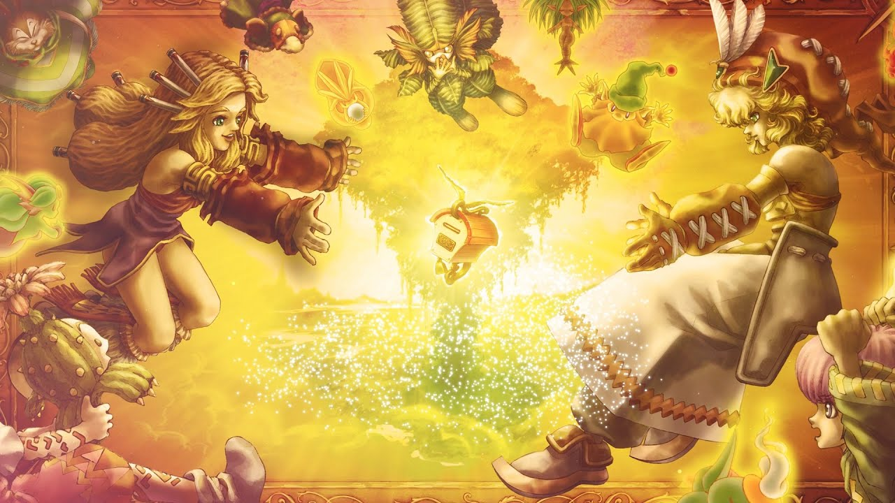 Legend of Mana Remaster Critic Review