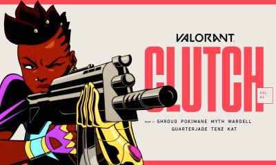 Valorant clutch