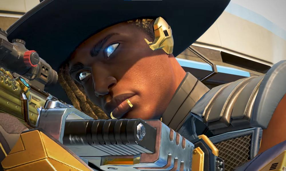 Apex Legends Emergence Gameplay Trailer Shows New Rampage LMG