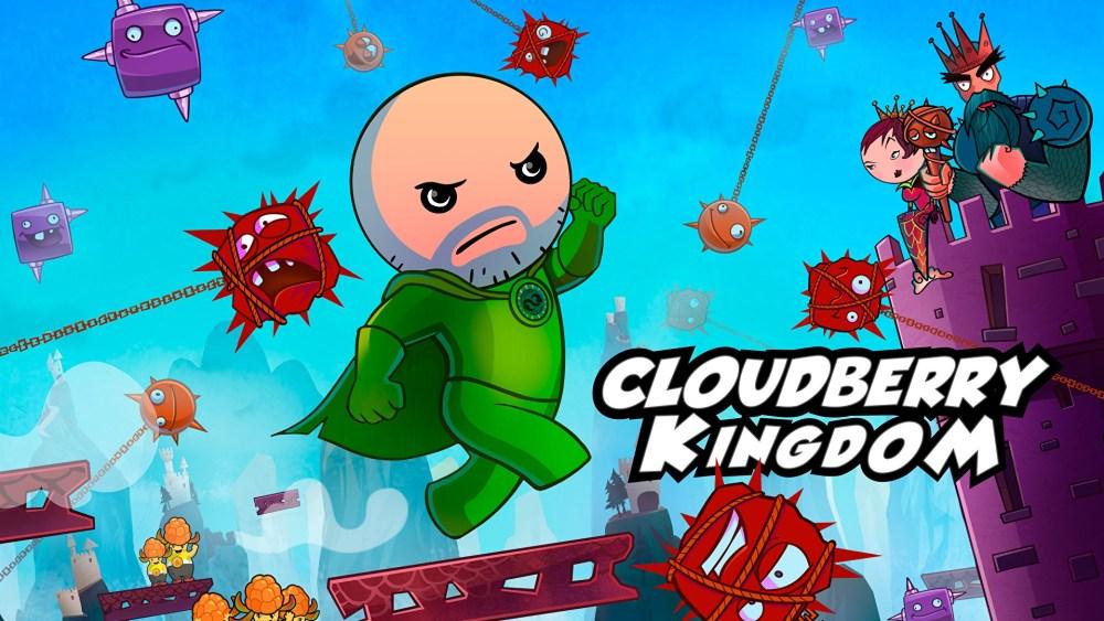 Cloudberry Kindom Cover Art