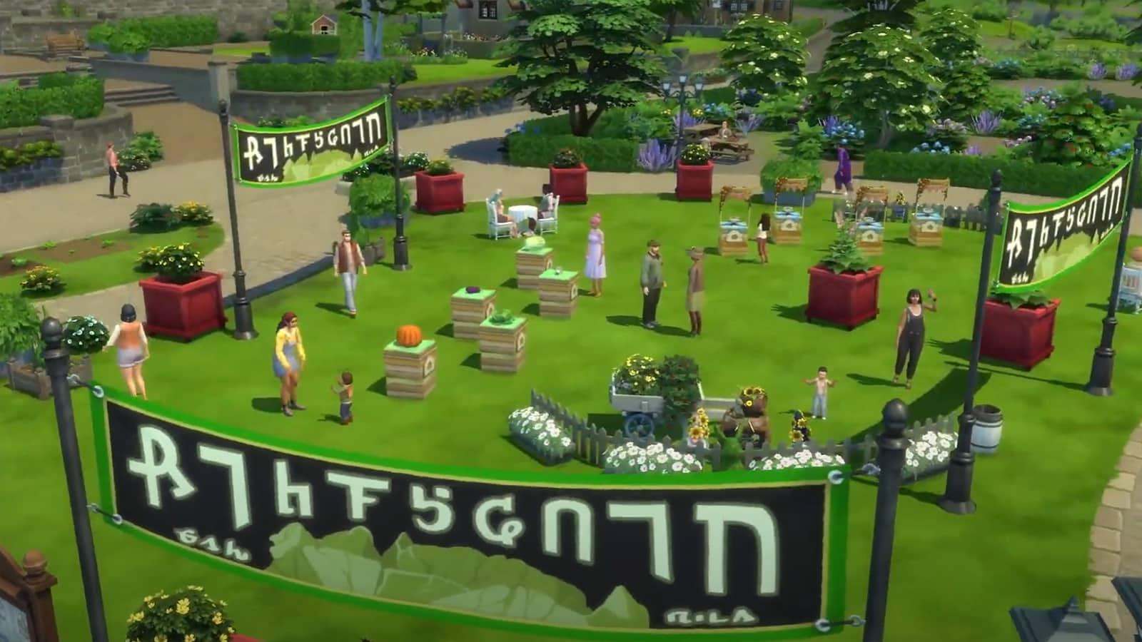 Cottage Living fair