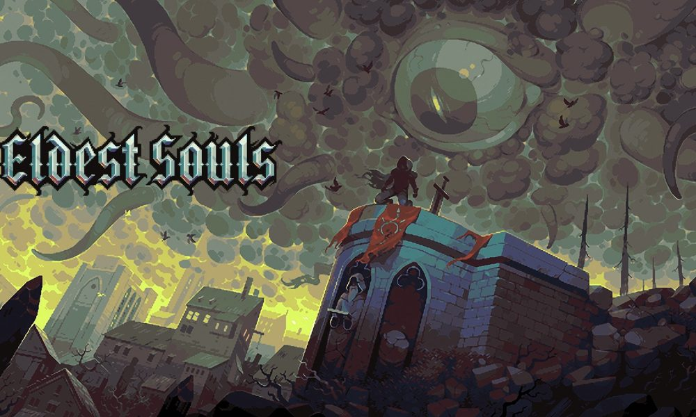 Retro Soulslike Eldest Souls Gets New Animated Trailer; Coming To Consoles and PC Later This Month