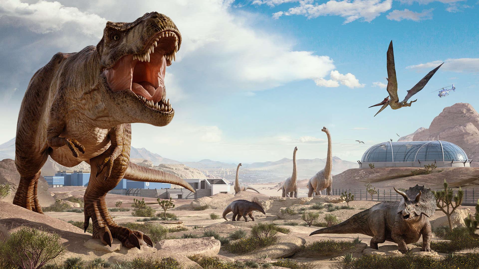 Дневник разработчиков Jurassic World Evolution 2 раскрывает расширенные функции и не только