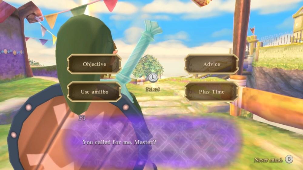 Legend of Zelda Skyward Sword HD: How to Scan amiibo