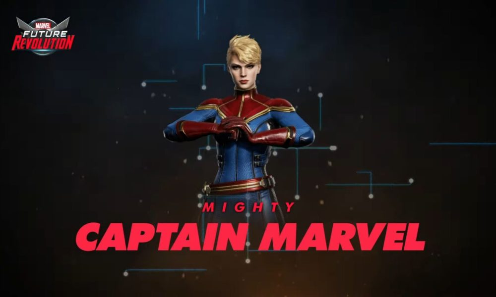 Marvel Future Revolution Gets New Trailer All About Captain Marvel