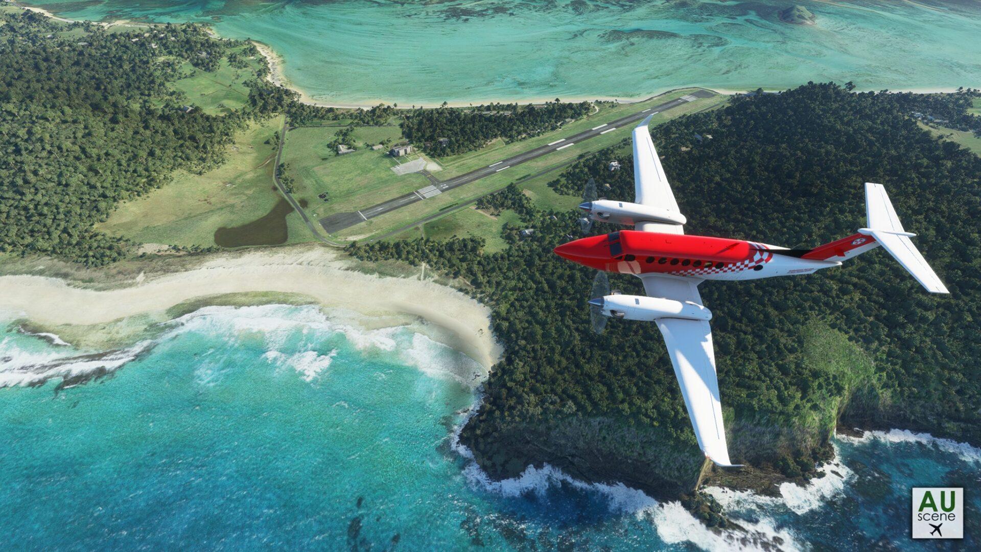 Microsoft Flight Simulator Lord Howe Island