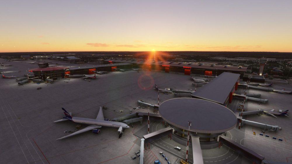 Microsoft Flight Simulator Moscow Review