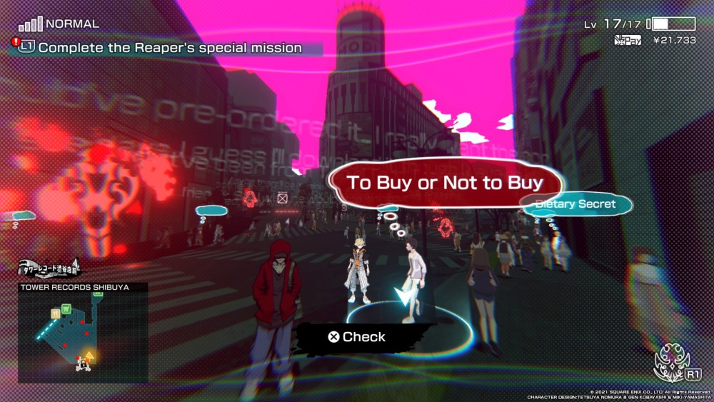 neo the world ends with you chain reaction