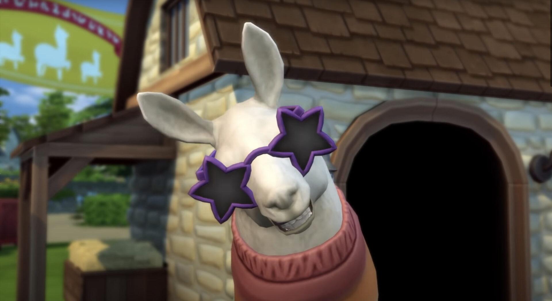 Представлен трейлер игрового процесса для The Sims 4: Cottage Living