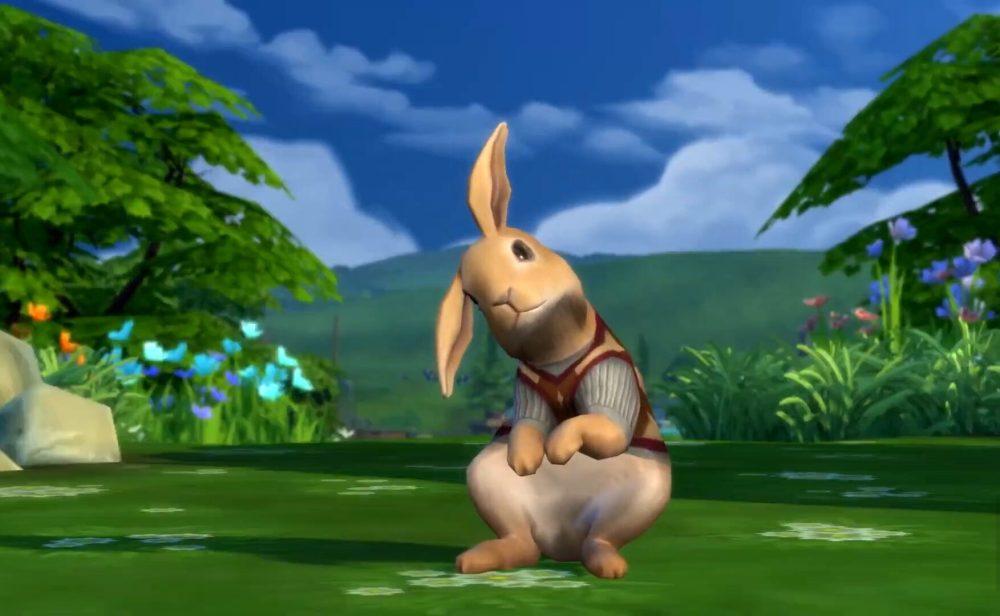 Sims 4 Rabbits