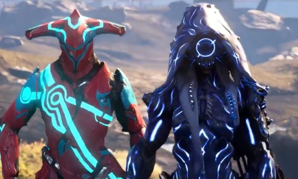 Warframe Getting Mobile Version and Cross-Play With All Platforms